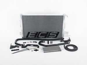 ES#3569216 - 025496ecs01KT1 - B8 S4/S5 Pre-Facelift Luft-Technik Performance Supercharger Cooling Kit - With ADS - Reduce restrictions and increase cooling! - ECS - Audi