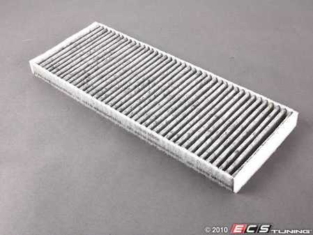 ES#240535 - 8A0819439A - Charcoal Lined Cabin Filter / Fresh Air Filter - The activated charcoal filters odor from reaching the cabin - Bosch - Audi Volkswagen