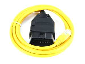 ES#4265905 - OBD2Ethernet - Ethernet To OBD Data Cable For Bootmod3 Installation - Data Cable to Assist with Bootmod3 Software Installation - Bremmen Parts - BMW