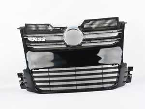 ES#4304905 - 012557ECS01ASD - Grille Assembly - Gloss Black *Scratch And Dent* - *Please see photos and description prior to ordering.* 