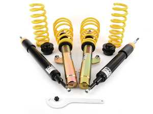 ES#4148233 - 18220032 - ST XA Performance Coilover System - Height And Rebound Adjustable - E90/E92 RWD - Need to get low? ST coilovers feature a continuous thread construction for height adjustment from moderate to eXtreme! - Suspension Techniques - BMW
