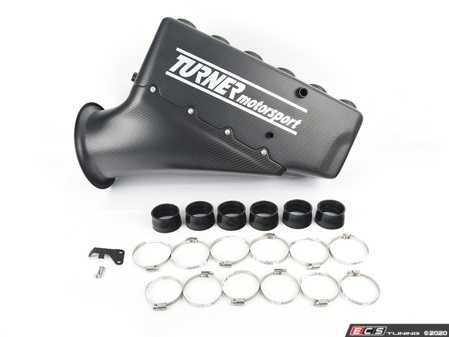 ES#4158954 - 003313TMS0102KT2 - CSL Style Intake - Matte - PRE-ORDER - The Famous Euro Only M3 CSL Intake, redesigned for maximum air intake. Constructed & Finished entirely in matte Carbon - Turner Motorsport - BMW