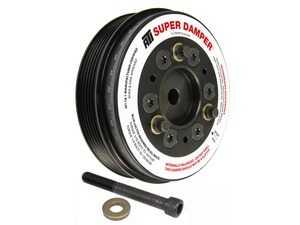 "ES#4305176 - 917993 - ATI Super Damper Harmonic Damper - 5.75"" 2% OD - Upgrade over the stock main crank pulley - ATI Performance Products - MINI"