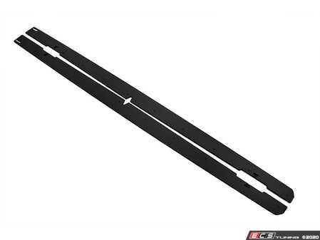 ES#4305437 - VWMK7MK75GTISPSE - Aerofabb Side Splitters - Street Edition - Sleek yet durable side splitters with rigid performance - aerofabb - Volkswagen