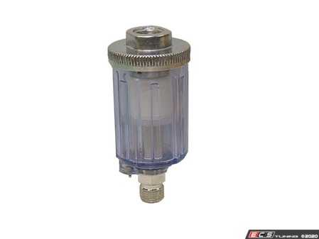 ES#2949537 - SGT99000 - In=line Water Separator and filter - Keep your dirt and water free with this tool. - S&G Tool Aid - Audi BMW Volkswagen Mercedes Benz MINI Porsche
