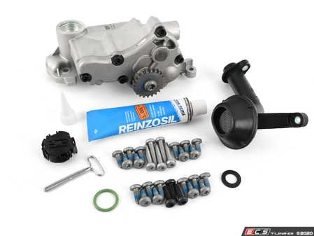 ES#3194896 - 06j115105abKT1 - Oil Pump Service Kit - Make sure to have all required hardware and gaskets prior to a large repair - Assembled By ECS - Volkswagen