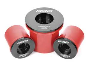 ES#4305793 - 026809ecs10KT - Complete Performance Polyurethane Differential Bushing Set - 95A - Engineered to improve power delivery and handling, with a superior lifespan over factory rubber bushings - ECS - BMW