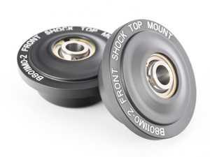 ES#4304843 - B8011A0 - Spherical Front Upper Strut Mount - Pair - Upgrade your shock mounts - JXB Performance  - Audi