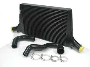 ES#4315211 - 1371000137 - High Performance Intercooler - Features a powder coated finish and TIG welded cast end caps - Racing Dynamics - Porsche