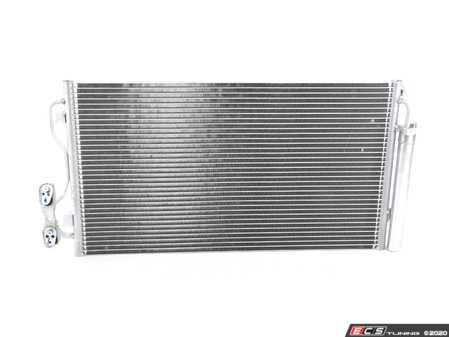ES#4147451 - 10805 - A/C Condenser - Transfers heat from the refrigerant - CSF - BMW