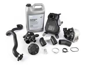 ES#2597786 - 11537549476RKT1 - ECS Cooling System Refresh Kit - Level 1 - An entry level cooling refresh kit - with high quality OEM & aftermarket components - Assembled By ECS - BMW