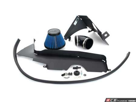 ES#4307635 - 028440tms09KT - Turner Motorsport M57 Intake - The M57 engine never sounded this good! The less restrictive intake design allows for a peak gain of 20 wheel HP and 26 ft-lbs of torque at the wheel*. Includes a Snorkel! - Turner Motorsport - BMW