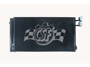 ES#3545318 - 10687 - Air Conditioning Condenser - Stay cool and keep your A/C working with this new condenser - CSF - BMW