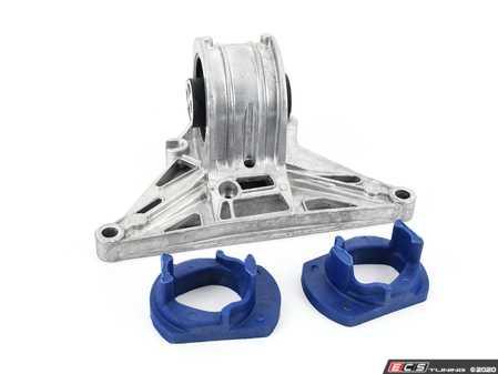 ES#4004964 - 98737502305P - 986 / 987 Performance Engine Mount  - OE Style Mount with Performance Press In Polyurethane Inserts - 85 Durometer - Hamburg Tech - Porsche