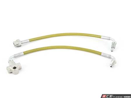 ES#4045556 - 707738 - E36 ABS Delete Kit (obd1) - Includes DOT Approved 1500 PSI Stainless Brake Lines - Big Duck Club - BMW