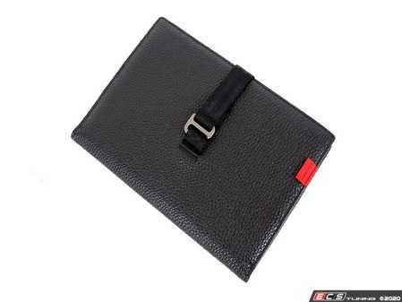 ES#4315247 - AP50 - Leather Document Case - Keep your documents safe in this quality leather case - Rennline - Audi BMW Volkswagen Mercedes Benz MINI Porsche