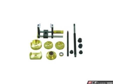ES#4315353 - B334150 - REAR AXLE CARRIER MOUNT BUSHING KIT - Baum Tools -
