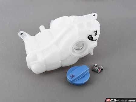 ES#2785284 - 4E0121403GKT1 - Expansion Tank Replacement Kit - Composed of genuine Audi parts to fix your leaking coolant expansion tank. - Assembled By ECS - Audi