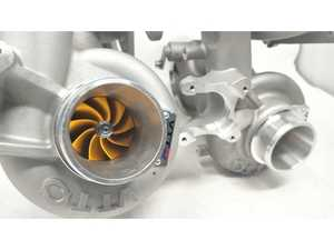 """ES#4315903 - VTTS55GC - S55 """"GC"""" Turbo Upgrade - Increase your BMW's power with Vargas' Game Changer Turbo Upgrade! - Vargas Turbo Technologies - BMW"""