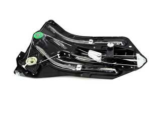 ES#4307596 - 51377111017 - Window Regulator Rear Driver Side - Priced Each - Replace your worn out window lift - Kuester - MINI