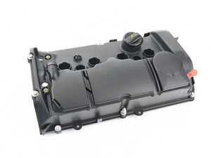 ES#4017261 - 11127646552 - Valve Cover With PCV - N18 Engine - Keep your MINI engine looking new with this cylinder head cover - Hamburg Tech - MINI
