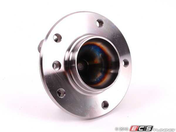 ES#2184276 - 31216765157 - Front Wheel Bearing With Hub Assembly - Buy this aftermarket front hub assembly and have a little extra money left over - FAG - BMW