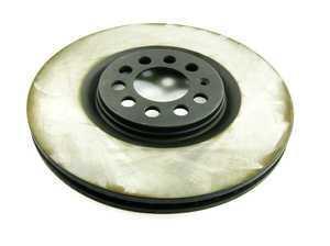 "ES#252521 - 8L0615301 - Brake Rotor-Priced Each - 12.3"" (312x25) front brake rotor - OP Parts -"