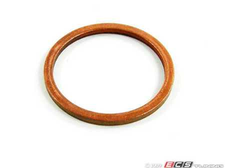 ES#4537 - 216-26031 - Drain Plug Washer - Priced Each - Replace with every oil service to prevent leaks. 26x1.5 - Elring - Audi Volkswagen