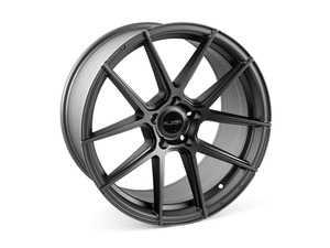 """ES#4324944 - m205-6KT - 19"""" Style M205 Wheels - Matte Graphite - Square Set Of Four - 19x9.5"""" ET35 5x120 72.56CB - Matte Graphite - Alzor - BMW"""