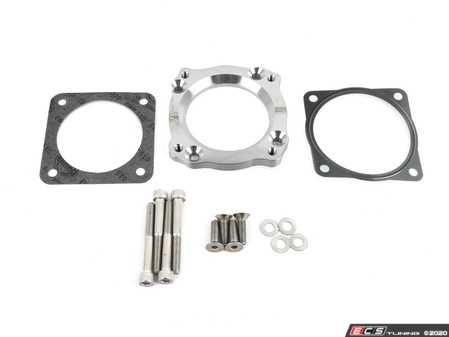 ES#4029400 - 034-112-1000 - Throttle Body Adapter - Includes gaskets and all hardware needed. - 034Motorsport - Audi Volkswagen