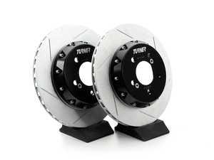 ES#4212679 - 024120tms03aKT - Turner Motorsport Rear TrackSport Rotor Set - 328x20mm - Upgrade your BMW's brakes for the ultimate track performance! - Turner Motorsport - BMW