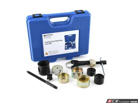 ES#4017433 - B8800101 - Trailing Arm Bushing Tool Set - A must for DIY servicing of rear trailing arm bushings. Designed specifically for E8X and E9X vehicles. - Bav Auto Tools - BMW