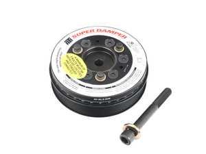 "ES#4305175 - 917992 - ATI Super Damper Harmonic Damper - 5.67"" Stock Size - Upgrade over the stock main crank pulley - ATI Performance Products - MINI"