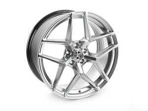 """ES#4349962 - 013-3KT - 19"""" Tekniform Style 013 - Square Set Of Four - 19x8.5"""" ET35 5x120 72.56CB - Hyper silver - ECS - BMW MINI"""