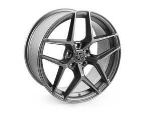 "ES#4350015 - 013-4KT - 19"" Tekniform Style 013 - Square Set Of Four - 19x8.5"" ET35 5x120 72.56CB - Matte Gunmetal - ECS - BMW MINI"