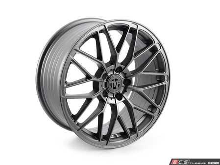 "ES#4350029 - 006-6KT - 19"" Tekniform Style 006 - square set of four  - 19x8.5"" ET35 5x120 72.56CB - Matte Gunmetal - ECS - BMW MINI"