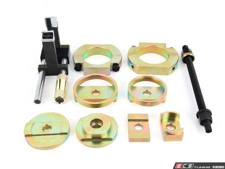 ES#3673961 - B8800127 - Rear Subframe Bushing Press - Change your bushings without removing the subframe - Bav Auto Tools - BMW