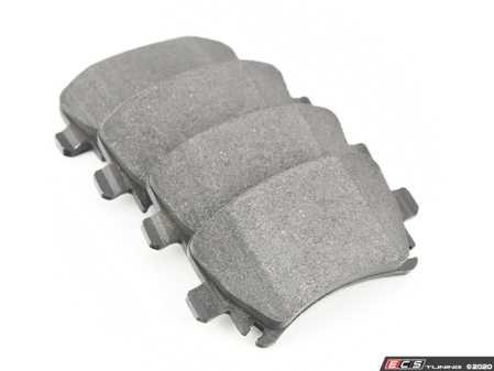 ES#4068777 - 1K0698451L - Rear Brake Pad Set - Restore stopping power - ATE - Volkswagen