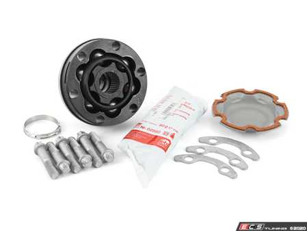 ES#4046195 - 26117841003KT - Driveshaft CV Joint Replacement Kits - Includes every thing needed for a fresh CV joint install - Assembled By ECS - BMW