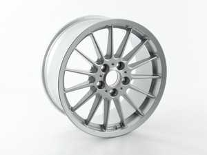 "ES#4336207 - 3611109534sD - 18"" Radial Style 32 Wheels - Priced Each *Scratch And Dent* - 18x8.5 ET50 72.6CB - Genuine BMW - BMW"