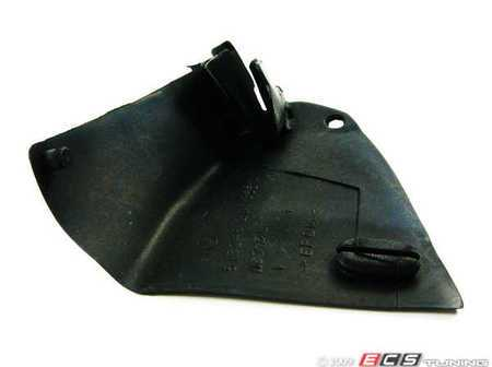 ES#93852 - 51328201065 - Door Seal Trim - Left - Seal at the rear of the door panel - Genuine BMW - BMW