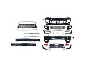 ES#4336306 - BM94-R5607-A - TOP SUN Aero Body Kit - R56 Cooper - Full Aero body kit without DRL lower lights on front bumper. NON PDC MINIs - TOP SUN - MINI