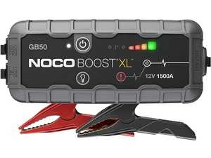 ES#4336378 - GB50 - NOCO GB50 XL 1500A Lithium Jump Starter - The GB50 is an ultra-portable, lightweight and compact lithium-ion jump starter for 12-volt batteries. - NOCO - Audi BMW Volkswagen Mercedes Benz MINI Porsche
