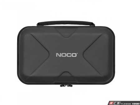 ES#4336412 - GBC014 - NOCO GBC014 EVA Protective Case For Boost HD - The lightweight, durable, and rugged GBC014 EVA Protective Case has a semi-rigid custom exterior with zipper closures and a reinforced handle. - NOCO - Audi BMW Volkswagen Mercedes Benz MINI Porsche