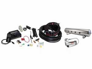 """ES#3103441 - 27784 - Universal Air Lift Performance 3P Kit - 1/4"""" Air Line  - Everything you need to add air to your car! Struts and Bags are not included. - Air Lift - Audi BMW Volkswagen Mercedes Benz MINI Porsche"""