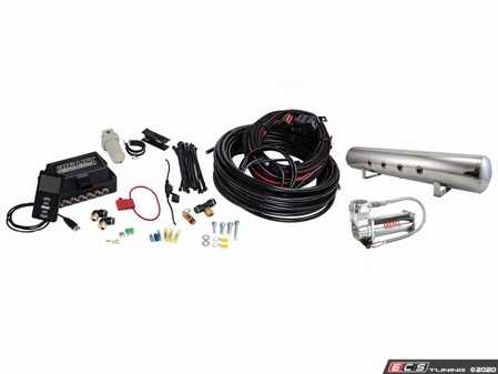 """ES#3085949 - 27783 - Universal Air Lift Performance 3P Kit - 1/4"""" Air Line  - Everything you need to add air to your car! Struts and Bags are not included. - Air Lift - Audi BMW Volkswagen Mercedes Benz MINI Porsche"""