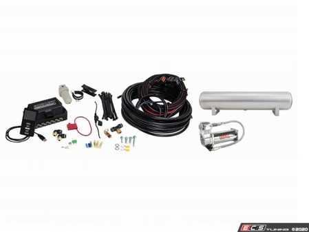 "ES#2966746 - 27687 - Air Lift Performance 3P Digital Air Management System - The most advanced pressure based controls with 3/8"" lines and a 4 gallon tank - Air Lift - Audi BMW Volkswagen Mercedes Benz MINI Porsche"