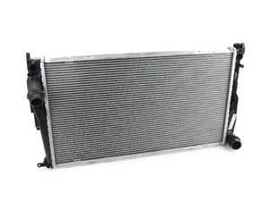 ES#4336186 - 17117547059 - Engine Radiator - Automatic - Keep your engine cooling properly - Nissens - BMW