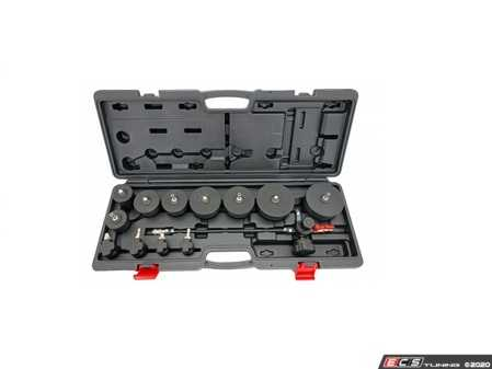 ES#4337543 - CTA7912 - Turbo System Leakage Tester - The turbo system leakage tester helps locate air leaks in the components by plugging the output side of the turbo and plugging the intake inlet - CTA Tools - Audi BMW Volkswagen Mercedes Benz MINI Porsche
