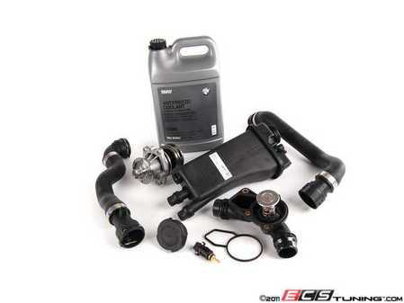 ES#1596865 - ECSE391153 - ECS Cooling System Refresh Kit - Level 1 - Stop your cooling problems before they start - featuring a GEBA water pump with a metal impeller - Assembled By ECS - BMW